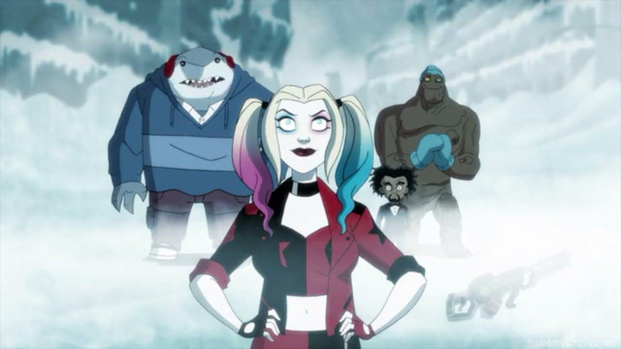 Download Harley Quinn Season 2 Episode 4 Ice Ice Wee Wees