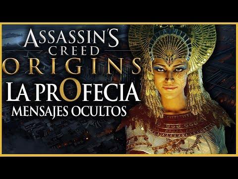 Assassin's Creed Origins The Curse of The Pharaohs   LA PROFECÍA (Los mensajes ocultos del futuro) thumbnail