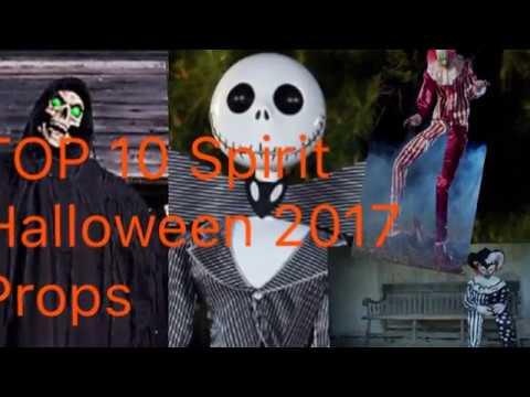 top 10 spirit halloween props for 2017 - Spirit Halloween Props