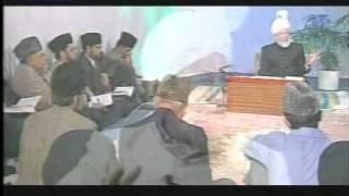 An Urdu PoemTeri baqqa Ka Saffer by beloved Hadhrat Khalifatul Massih IV