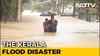 Red Alert In Kerala, Flood Crisis Far From Over