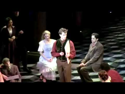 Paul Alexander Nolan- It's a Godsend- Doctor Zhivago Broadway Clip