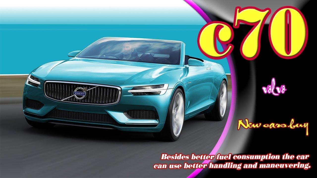 2019 Volvo C70 2019 Volvo C70 Convertible New Volvo C70 2019