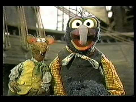 Behind the Scenes Muppet Treasure Island (Part 1 of 2)