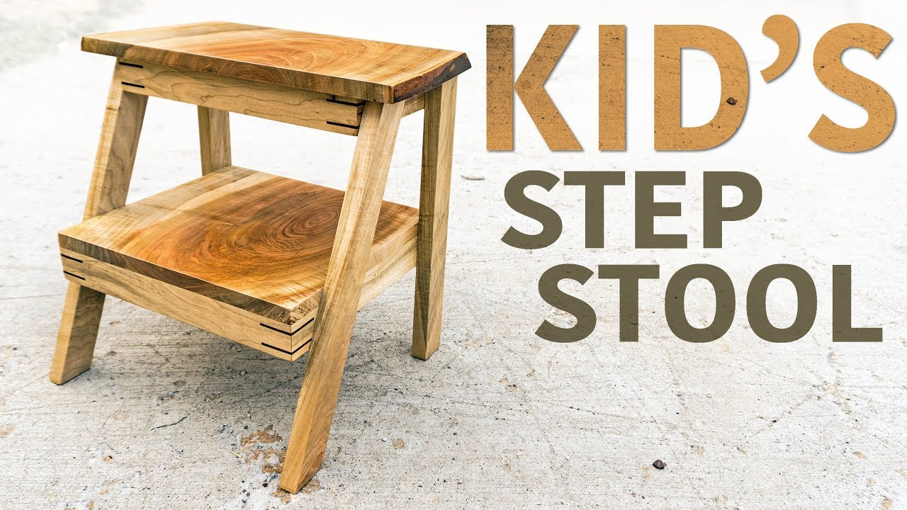 DIY Step Stool For My Kids - Simple Yet Fancy  sc 1 st  YouTube & DIY Step Stool For My Kids - Simple Yet Fancy - YouTube islam-shia.org