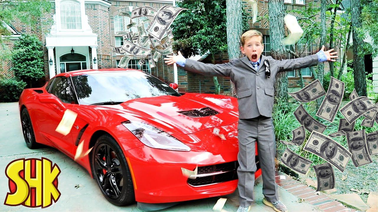 Download How Noah Got Rich! SuperHeroKids Funny Family Videos