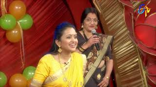 Star Mahila | Farewell Week Special | Latest Promo | ETV Telugu