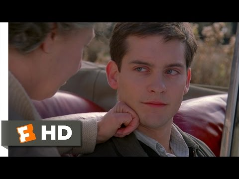 The Cider House Rules (4/10) Movie CLIP - Homer Leaves the Orphanage (1999) HD