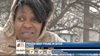 NEW INFORMATION: Woman Found Frozen in Icy D