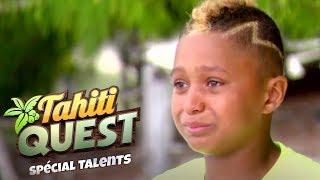 TAHITI QUEST Spécial Talents   Les jaunes ABANDONNENT...   Emission 3 bonus #11