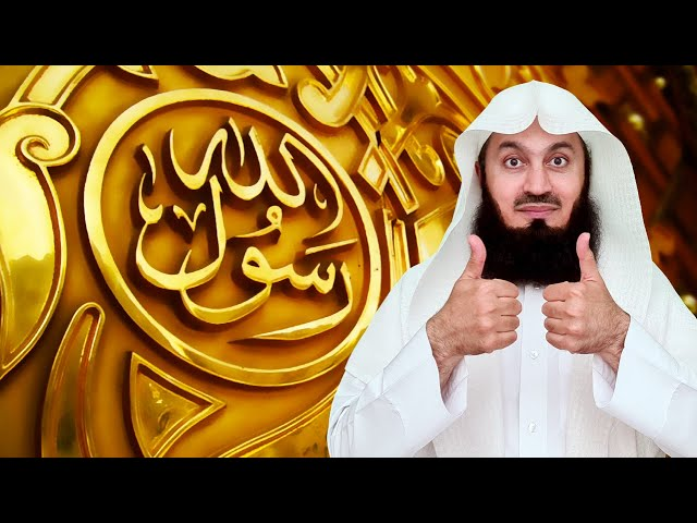 The Prophet Muhammad's ﷺ Rank and Reputation Remains Intact! - Mufti Menk - eKhutbah