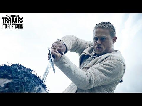 Trailer do filme Rei Arthur: A Lenda da Espada