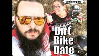 Jumping Dirt Bikes for the first time