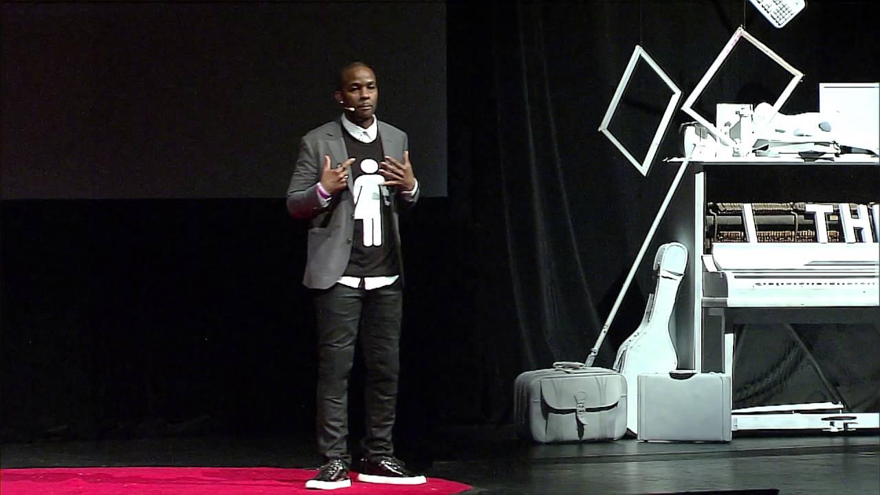 The Mask of Masculinity | Wade Davis | TEDxUF