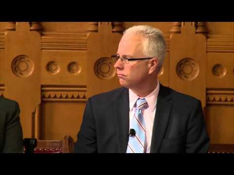Connecticut Dialogue on Public Libraries: Panel 1