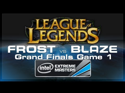 IEM CeBIT Playoffs - CJ Entus Frost vs CJ Entus Blaze - g1