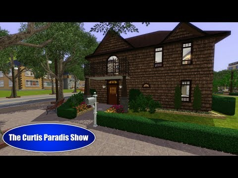 The Sims 3 - Building 125 Mountain View Drive