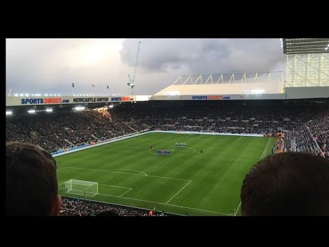 Newcastle Vs Cardiff Live! Minutes Silence