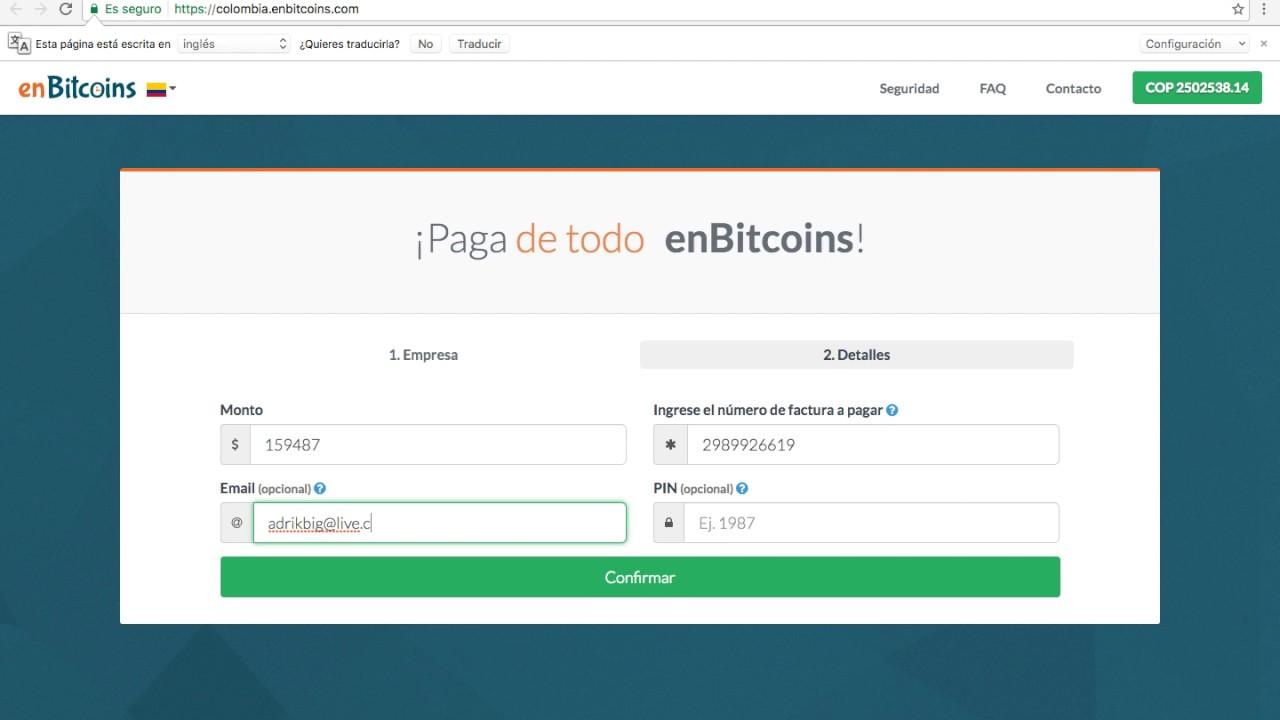 bitcoin factură