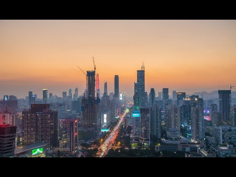 The rise of Shenzhen