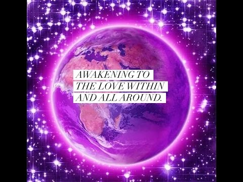 Welcome to Violet Consciousness! Let's Change the World.