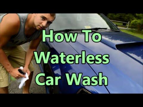 How to Waterless Car Wash - Proper & Professional Detailing Ultima Waterless Wash Plus +