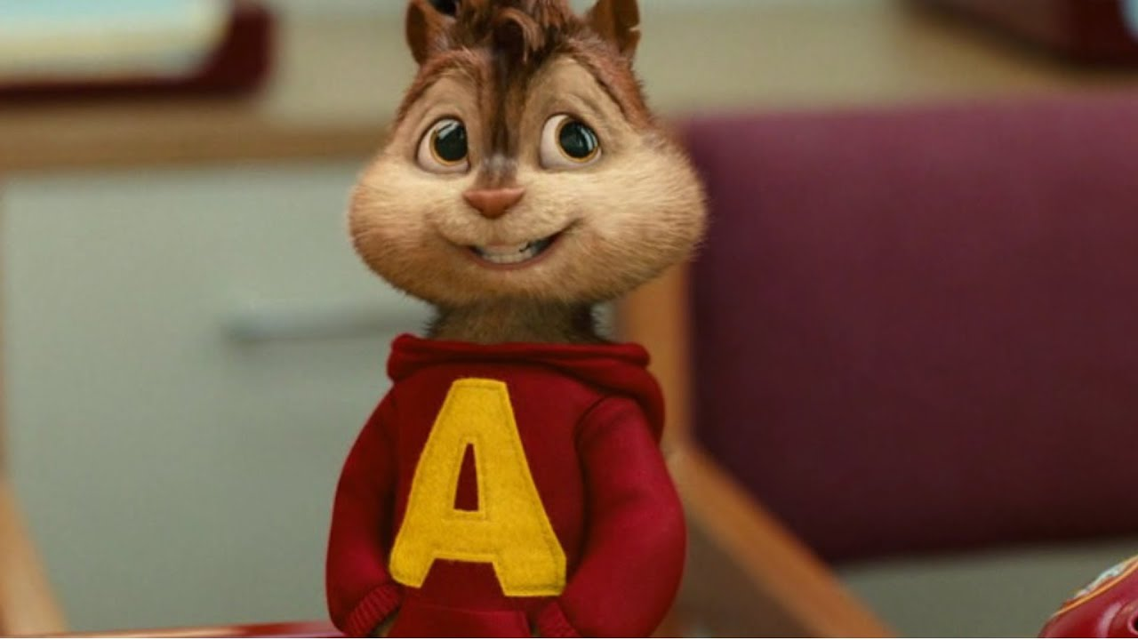 One More Light Alvin and The Chipmunks - Linkin Park