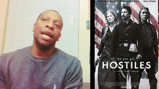MOVIE REVIEWS: Hostiles & Godless Netflix Series by DEL