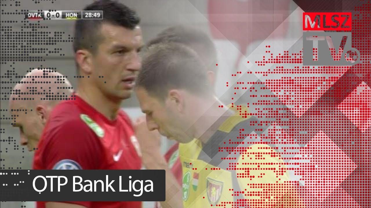 DVTK - Budapest Honvéd | 1-1 (1-0) | OTP Bank Liga | 24. forduló | 2017/2018 | MLSZTV