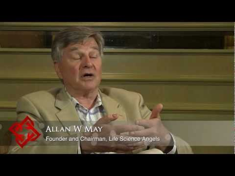 Executive Focus: Allan W May, Founder and Chairman, Life Science Angels