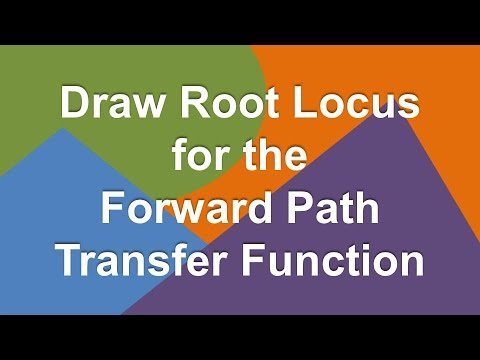 Draw Root Locus for the Forward Path Transfer Function by Yogita Pal (hindi)