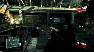 Crysis 2 Action Fun Game (Best Shooter Game Play 2011)