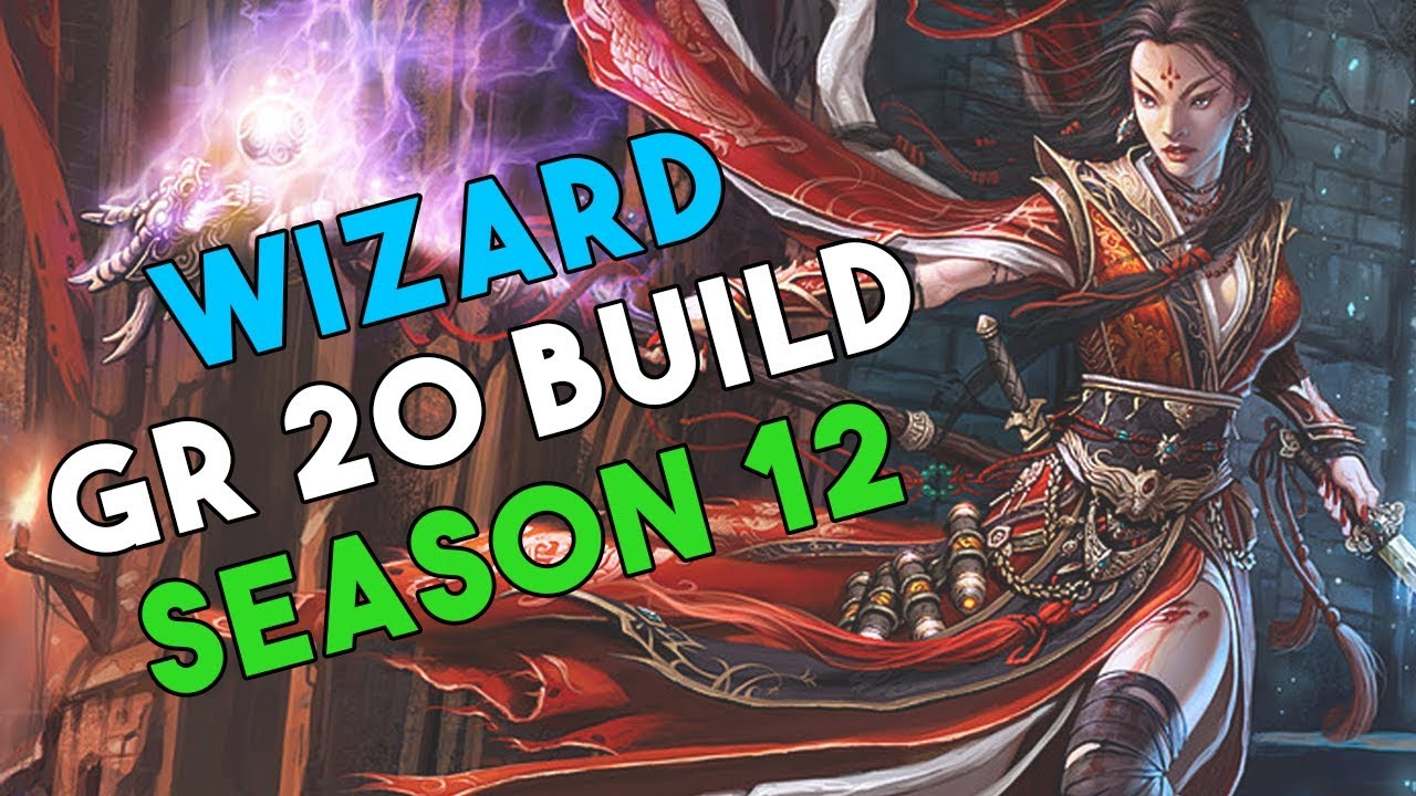 Season  Starting Wizard Build