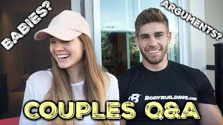 Babies? Arguments? | COUPLES Q&A