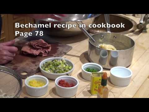 Thyme with Friends Cookbook Video Series: Chef Martin Sullivan - New England Crab Cakes
