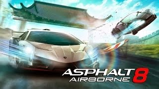 Asphalt 8: Airborne - Windows 8.1 Gameplay