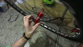 видео: Китайкарбон Велосипед по запчастям с Aliexpress