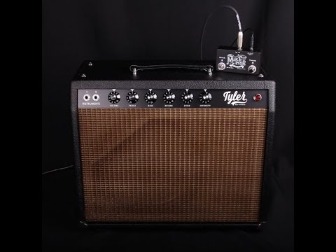 Music City Pickers Limited Edition Tyler Amp Works MCP14 & Fano Alt De Facto Guitar Demo