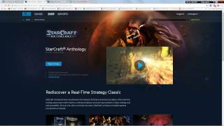 how to get  StarCraft Anthology GAME for FREE:
