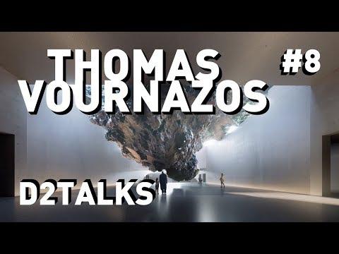 Thomas Vournazos of Slashcube - D2 Talks #8
