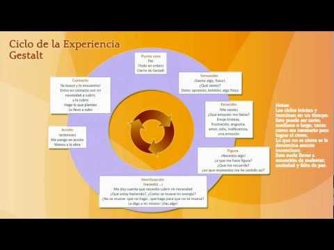 La Terapia Gestalt. Principios básicos