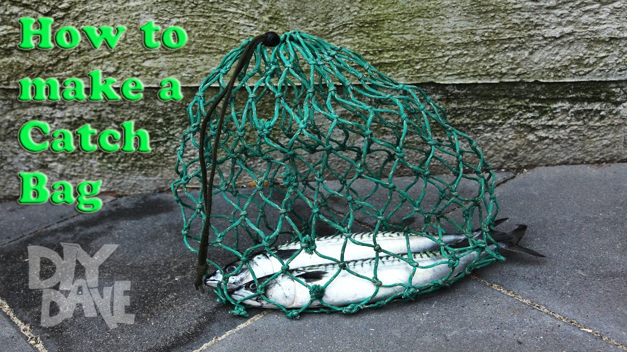 Kayak Fishing Catch Bag