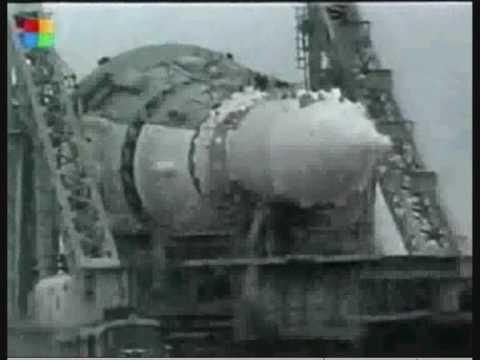 N1 Soviet Moon Rocket HUGE Explosion