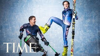 Paralympic Skiers Andrew Kurka & Thomas Walsh On The Power Of Sports | Meet Team USA | TIME