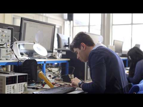 Studying Electrical, Electronic and Communications Engineering at the University of Hertfordshire