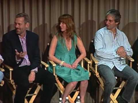 Paley Center 09- House- The Audition of Hugh Laurie