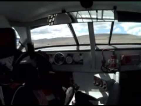 Majid Hajari In-Car Reno-Fernley Raceway GASSTV.com