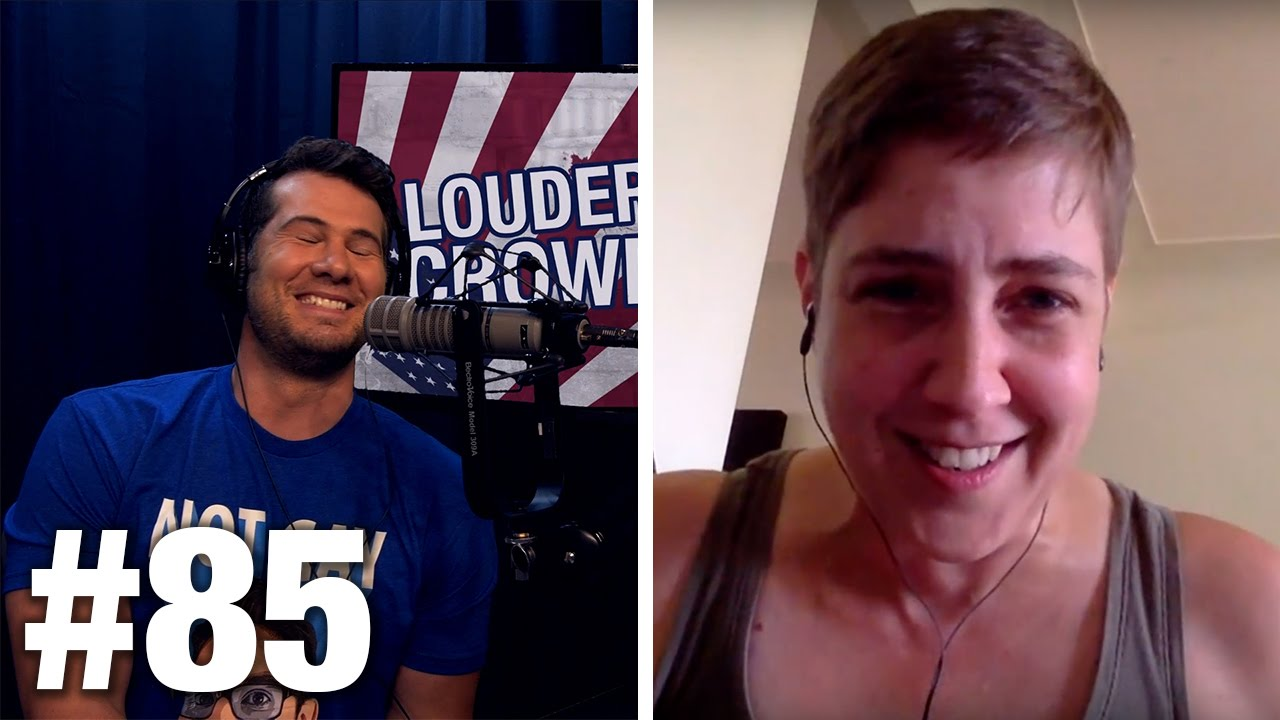 Download #85 #BlackLivesMatter Demands, OH MY! Karen Straughan and Glenn Beck | Louder With Crowder