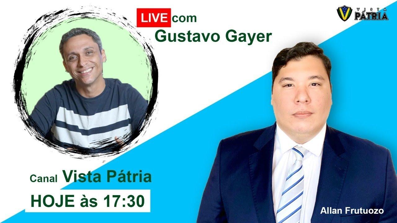 CONSERVADORES NA POLÍTICA com Allan Frutuozo e Gustavo Gayer