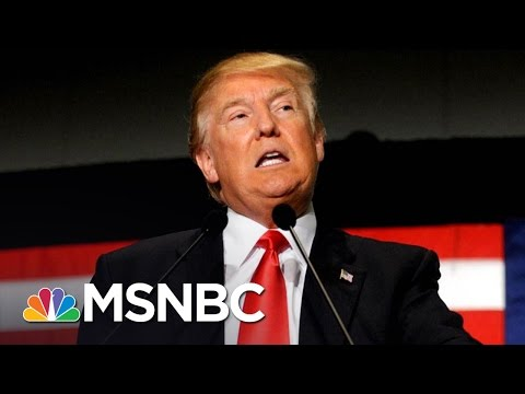 Donald Trump's Lac Of Acts For Inauguration Getting Under President Elect's Skin | All In | MSNBC